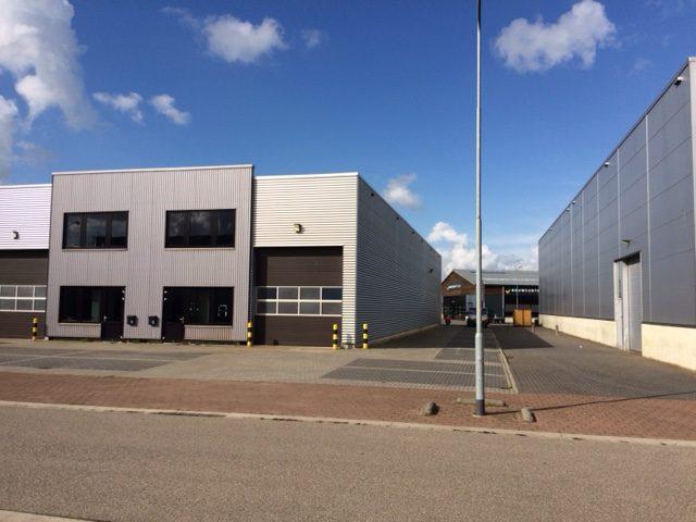 175m2 bedrijfsruimte, Ohmstraat 6
