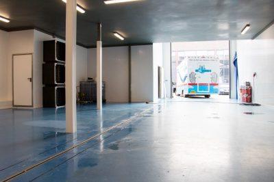 330 m2 bedrijfsunit